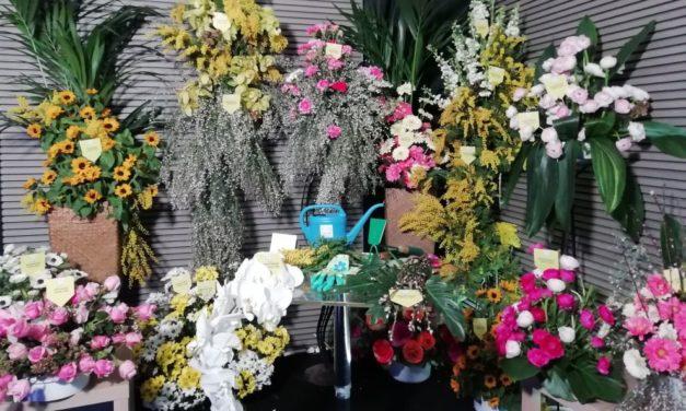 I fiori del distretto floristico di Sanremo protagonisti al Festival