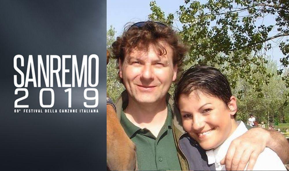 I tortonesi Fulvio Denatali e Sira Caria vincono un concorso e vanno gratis a Sanremo