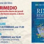 """Bruno Tognolini a Novi e Tortona presenterà il nuovo libro """"Rime rimedio"""""""