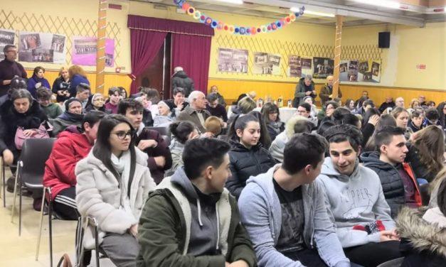 Gli studenti del Marconi Carbone a Pontecurone per  Don Orione