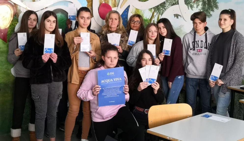 Gli studenti del Marconi di Tortona in finale al concorso del Fai
