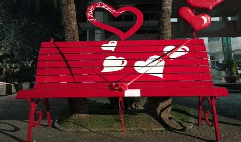 Diano Marina continua a festeggiare San Valentino anche nella giornata di Sabato