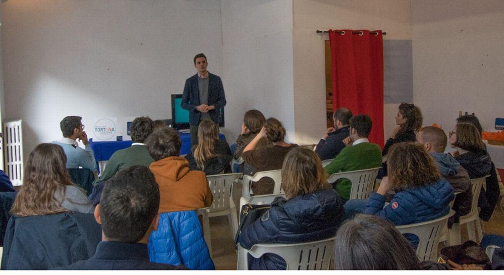 I giovani di Tortona si incontrano per migliorare la città con una serie di riunioni aperte al pubblico