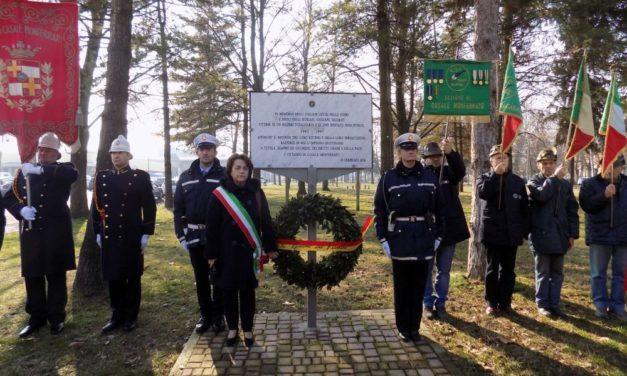 Le iniziative per il Giorno del Ricordo a Casale Monferrato