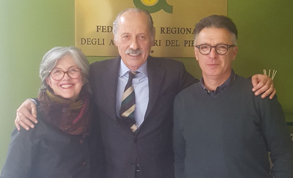 Agriturist Piemonte: l'alessandrino Lorenzo Morandi è il nuovo presidente, che succede alla stazzanese Rosanna Varese