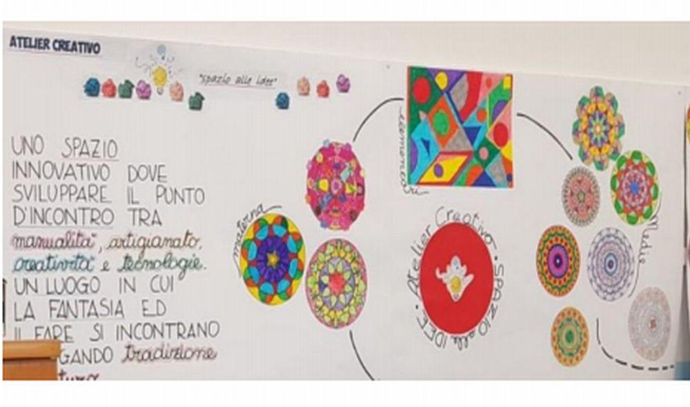 Inaugurato un atelier creativo nella scuola primaria di Arquata Scrivia