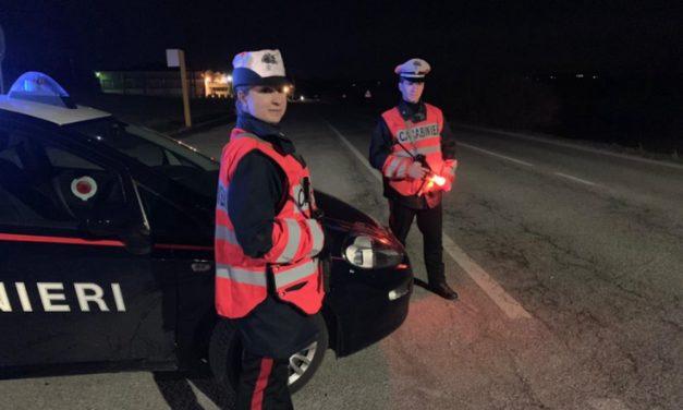Controlli speciali dei carabinieri di Casale contro chi guida ubriaco, tre nei guai