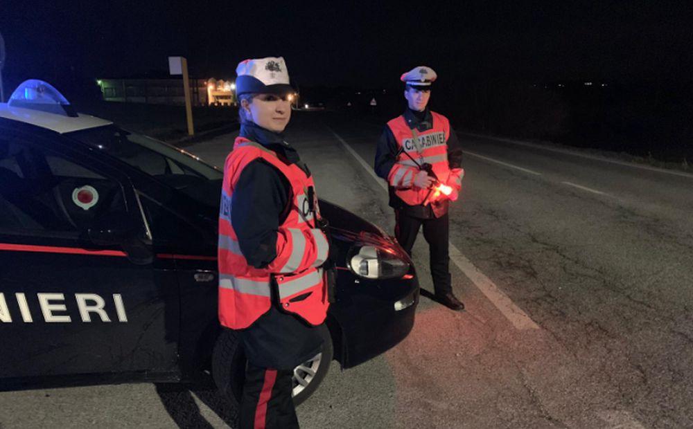 In Carabinieri denunciano un uomo a Molare, un altro a Spigno e un terzo a Sezzadio