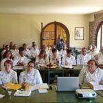 A Cavatore gli agrichef del Piemonte sono tornati in cucina per una due giorni di aggiornamento