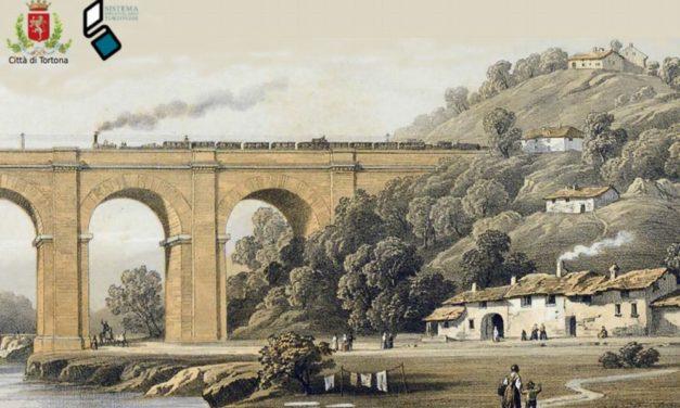 "Venerdì a Tortona lo storico Giulio Guderzo presenta ""Ferrovie nel Piemonte preunitario"""