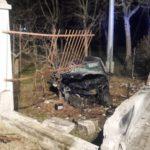 Era ubriaco il rumeno che ha provocato questo incidente a Castellar Guidobono: denunciato e patente ritirata