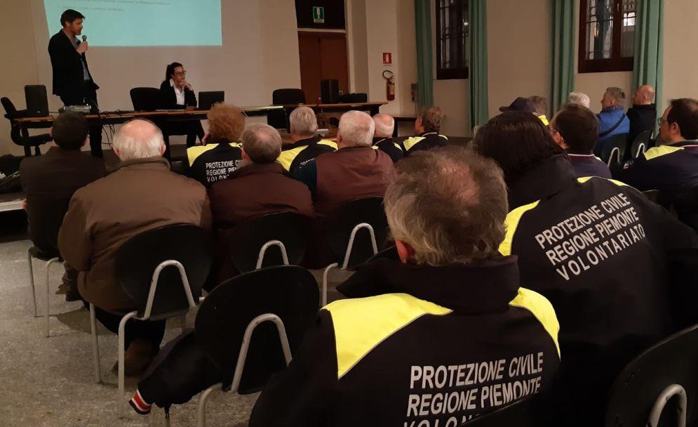 A Tortona un incontro formativo in materia di Protezione Civile