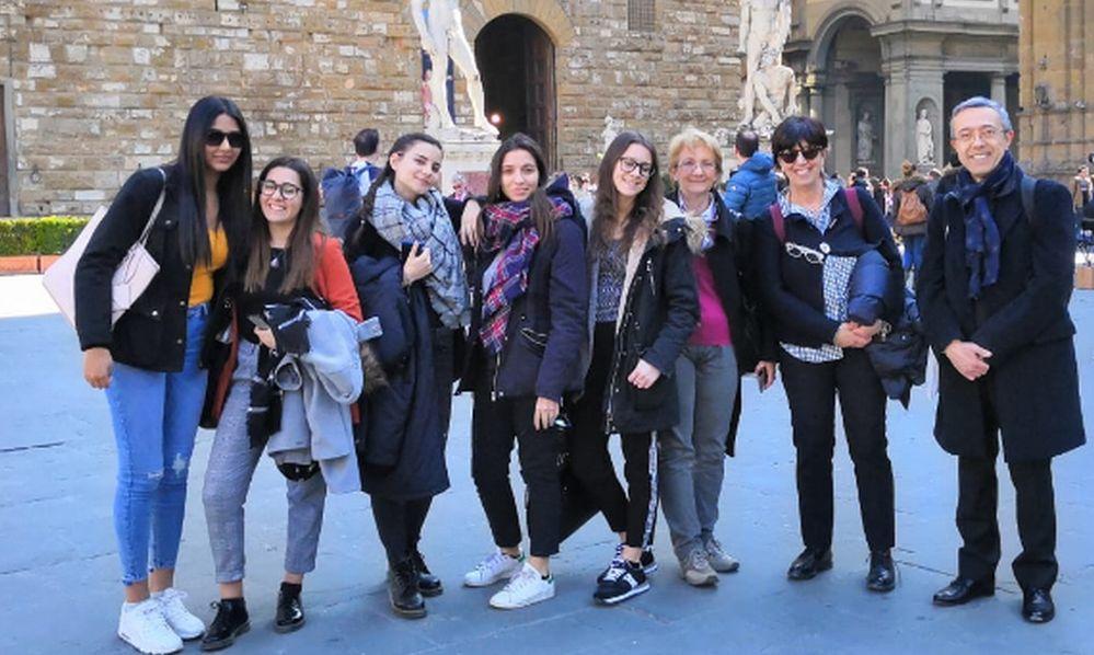 A Firenze gli studenti tortonesi del Marconi fanno il punto sulla formazione