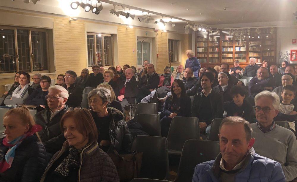 Tanta gente a Tortona al Terzo incontro del Marzo Orionino su Piergiorgio Frassati