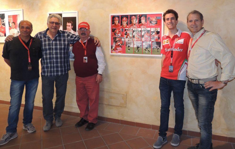 Personaggi Alessandrini: il tortonese Danilo Recalcati, il fotografo della Ferrari