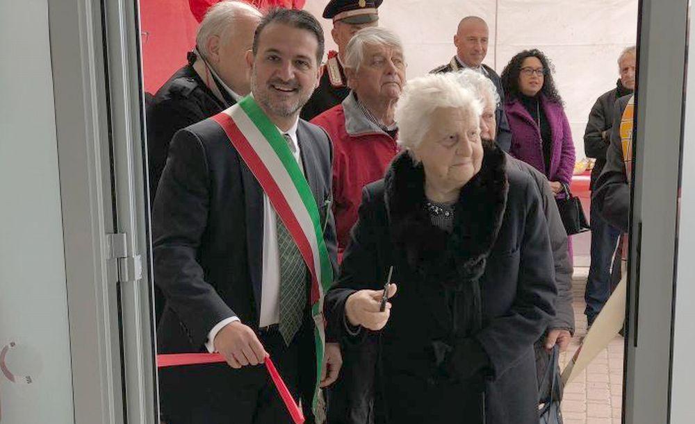 Tanta gente a San Bartolomeo per l'inaugurazione della sede Fidas