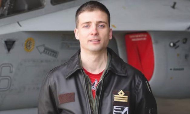 Il tortonese Davide Sottotetti testimonial dell'Aeronautica Militare in un bellissimo filmato che vi presentiamo