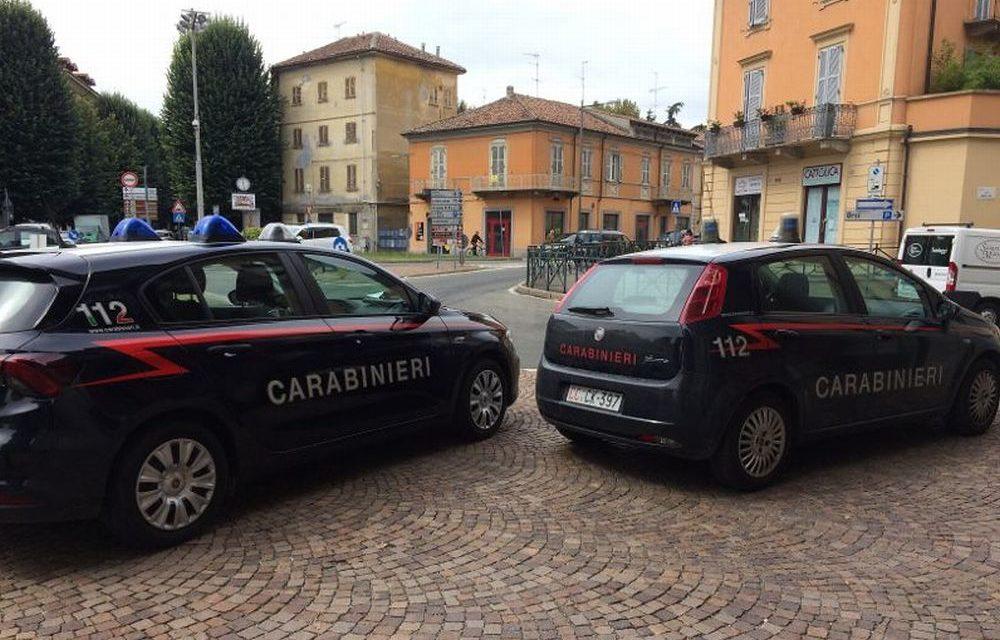 A Sale un giovane viaggia con una mazza e a Montemarzino uno guida ubriaco
