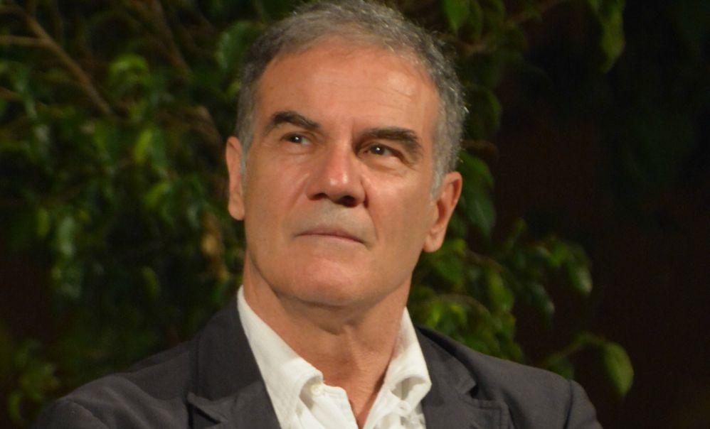 Sabato Edoardo Albinati al Palafiori Di Sanremo