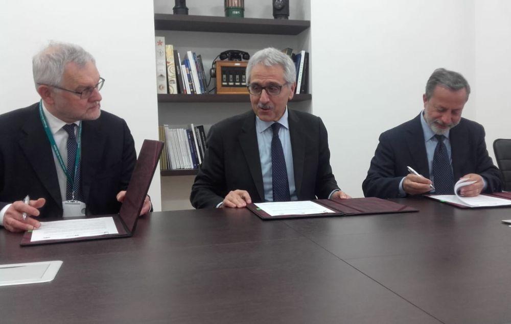 Firmato l'accordo tra Ferrovie, Regione e Comune di Novi  valorizzazione dello scalo di San Bovo