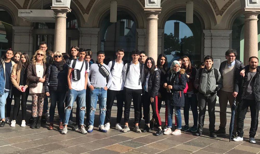 Gli studenti del Marconi di Tortona sulle tracce di Fogazzaro