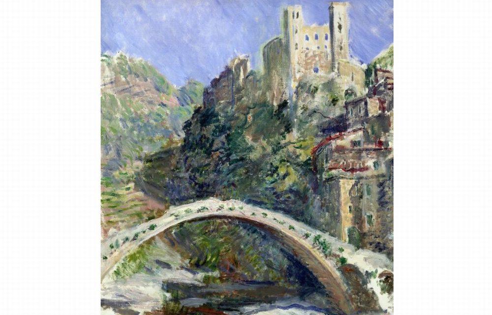 Una grande mostra di Monet nel Ponente Ligure a partire dal 30 aprile