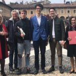"""Giovanni Goggi del Liceo """"Peano"""" di Tortona vince il premio """"Certamina"""" a Vigevano"""