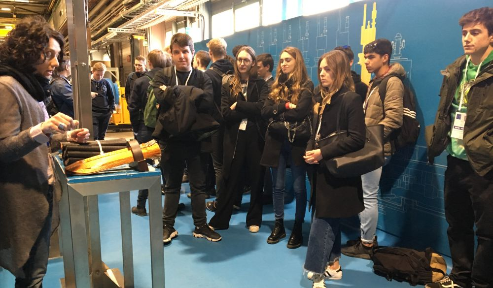 Gli studenti tortonesi del Liceo Peano al Cern di Ginevra per arricchire le conoscenze