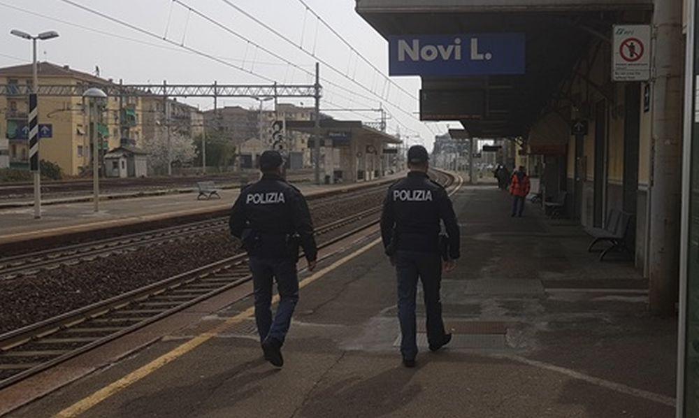 La Polfer di Novi Ligure denuncia un bulgaro