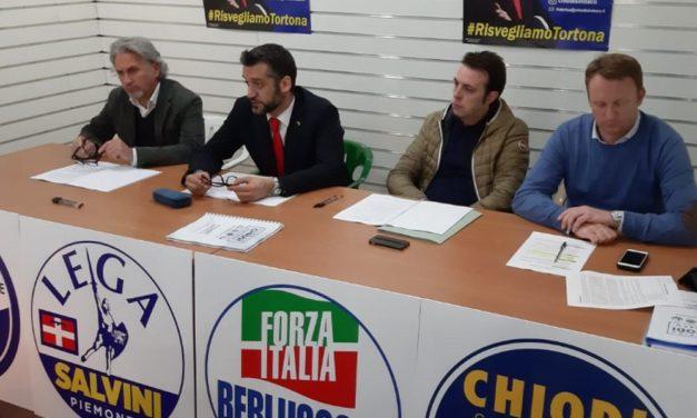 Presentato il programma di Federico Chiodi per rilanciare Tortona: più lavoro e no alla raccolta porta a porta