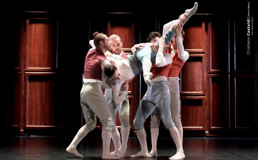 Sabato chiude la stagione teatrale al Civico di Tortona con un bel balletto