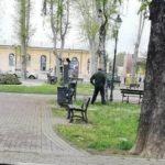 Giardini come latrina, un tortonese chiede interventi
