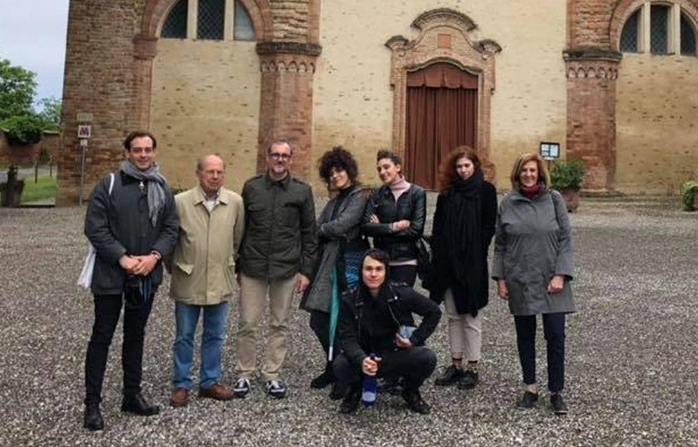 Gli studenti di Brera a Tortona realizzano uno spettacolo che sarà in scena Lunedì al Civico