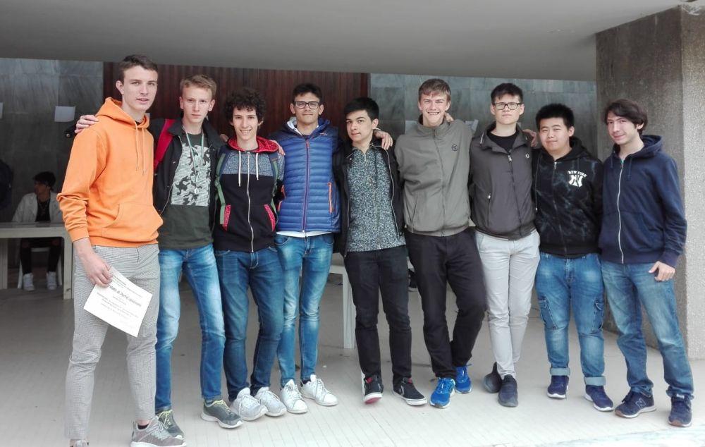 Prestigioso riconoscimento a Samuele Carrea di Novi Ligure alle Olimpiadi di Matematica