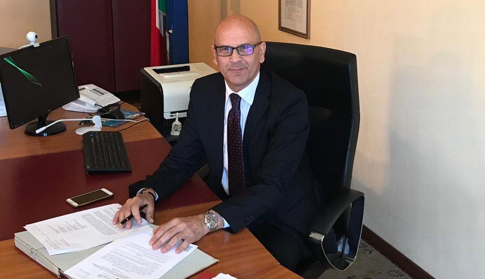 Domenico Abbo è il nuovo Presidente della provincia di Imperia