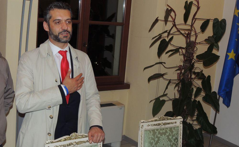 Lunedì il neo Sindaco di Tortona, Federico Chiodi, giura di fronte alla città e al nuovo Consiglio Comunale