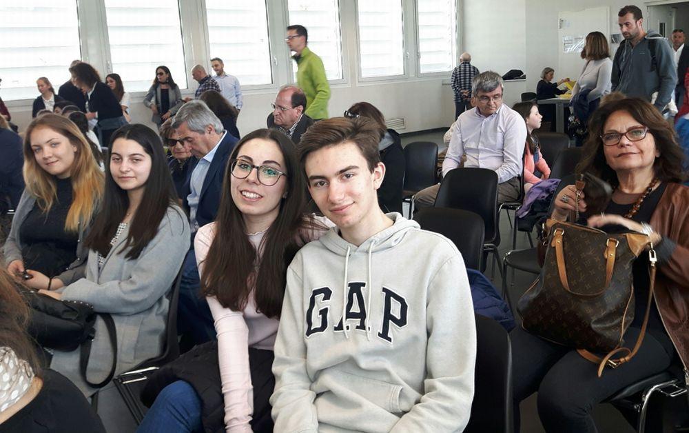 """Quattro studenti del """"Marconi"""" di Tortona premiati al concorso di letteratura a Torino"""
