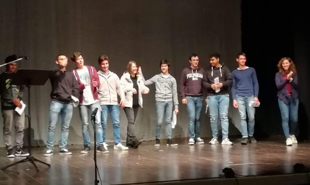 Gli studenti del Marconi di Tortona in un progetto teatrale con la Coltelleria