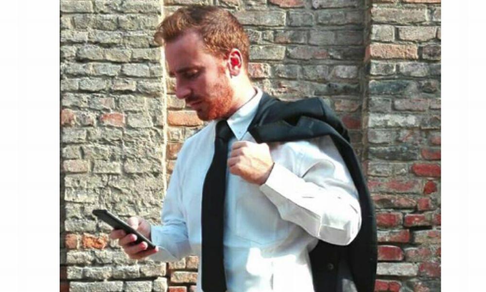 Il tortonese Mirko Fanelli (neo papà) torna a lasciare la sua impronta nella città natale