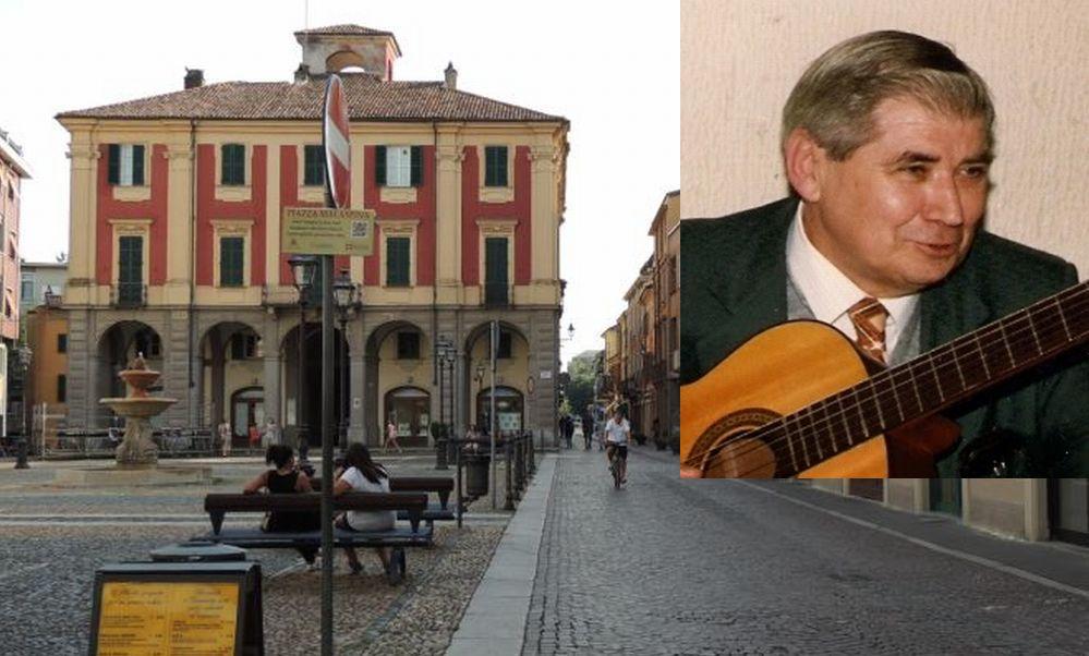 A Tortona una serata musicale in ricordo di Remo Panario in piazza Malaspina
