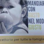 Lunedì a Ventimiglia si insegna come mangiare in modo giusto