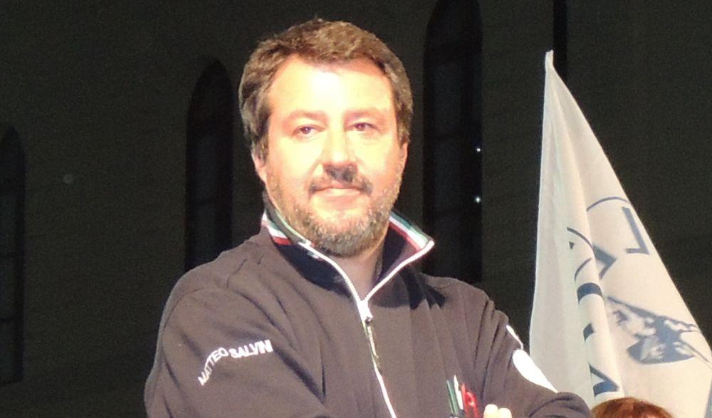 Ecco il discorso integrale che Matteo Salvini ha fatto ai tortonesi Domenica sera