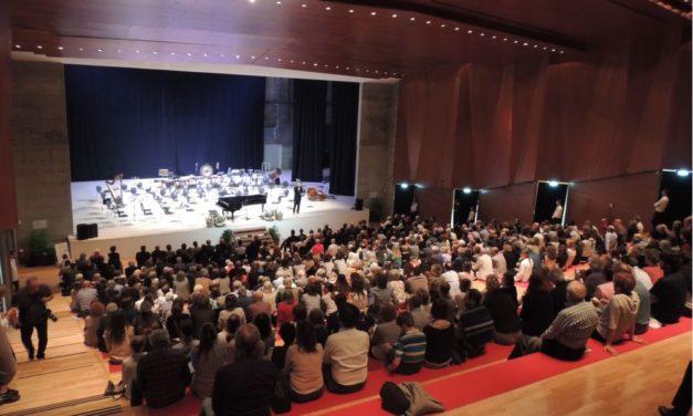 Tortona ha un nuovo, grande e maestoso teatro. Ecco le immagini. Un grazie a chi ha reso possibile questo