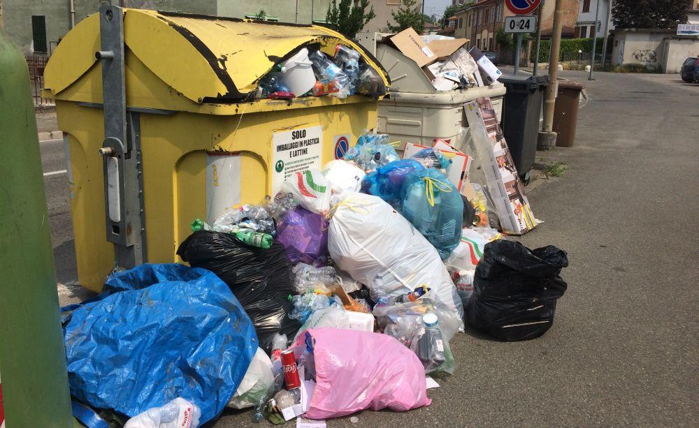 Il Sindaco di Valenza ha firmato l'ordinanza contro l'abbandono dei rifiuti