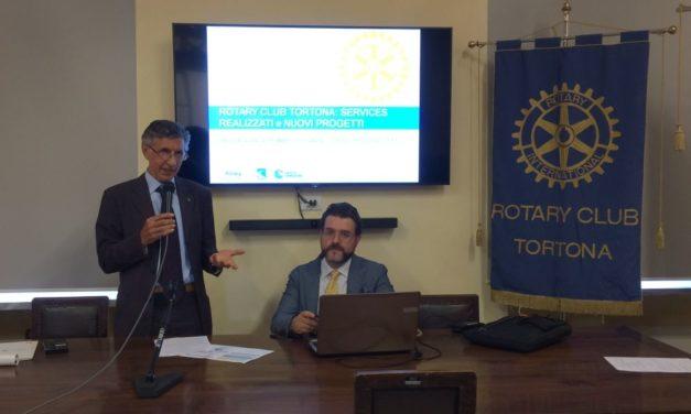 Il Rotary: una realtà di Tortona che ha fatto tante iniziative nell'ultimo anno