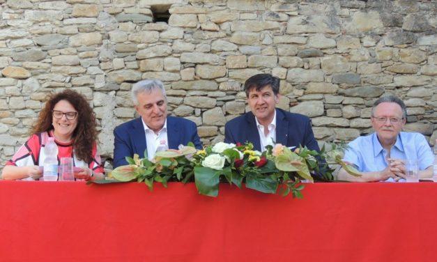 Inaugurata a Garbagna una bella mostra di Cesare Saccaggi grazie alla Fondazione CR di Tortona