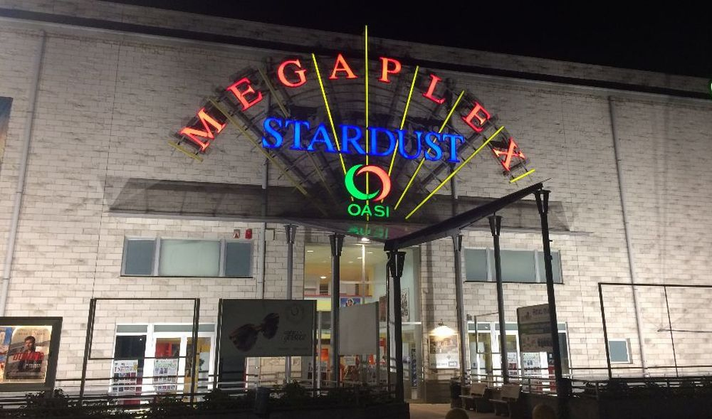 Dopo sei mesi riapre in tutta sicurezza Il Megaplex Stardust di Tortona