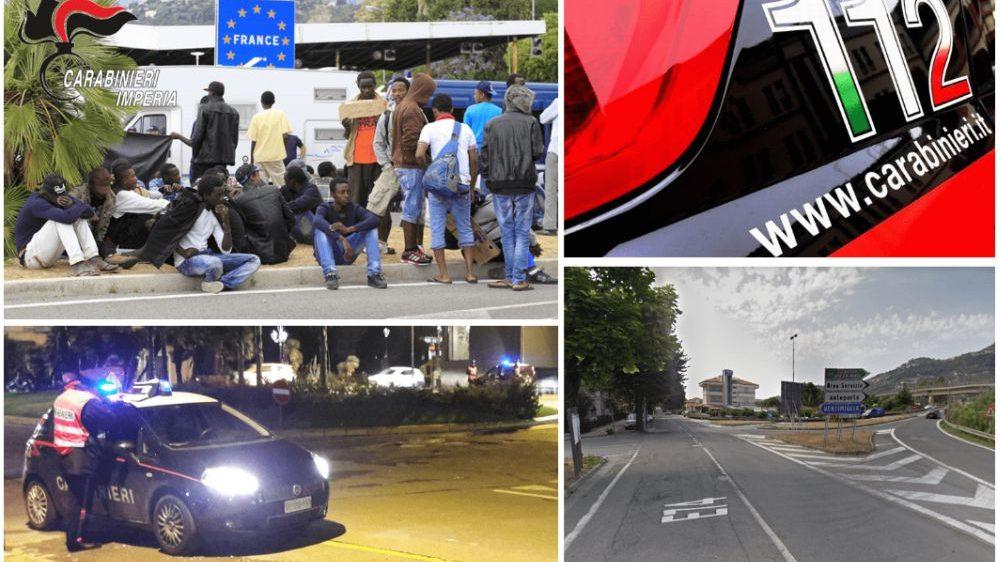 Un pakistano accoltellato, i carabinieri di Ventimiglia individuano i responsabili