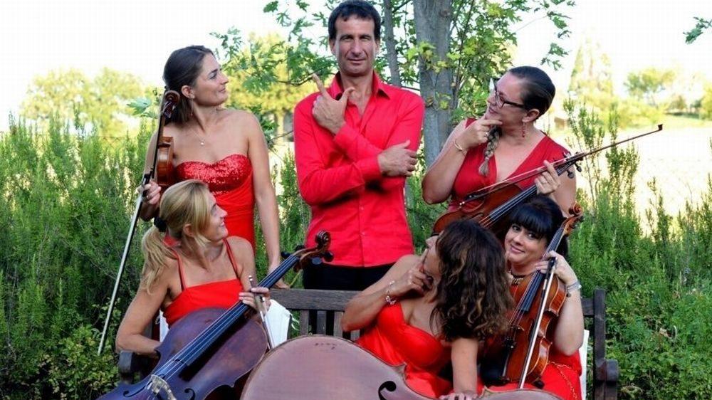 A Diano Marina, domani si esibisce il tortonese Andrea Albertini con le Muse