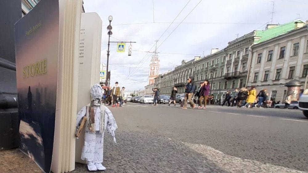 """Un po' di Tortonesità a San Pietroburgo con """"Storie"""" e """"L'omino di Carta"""""""